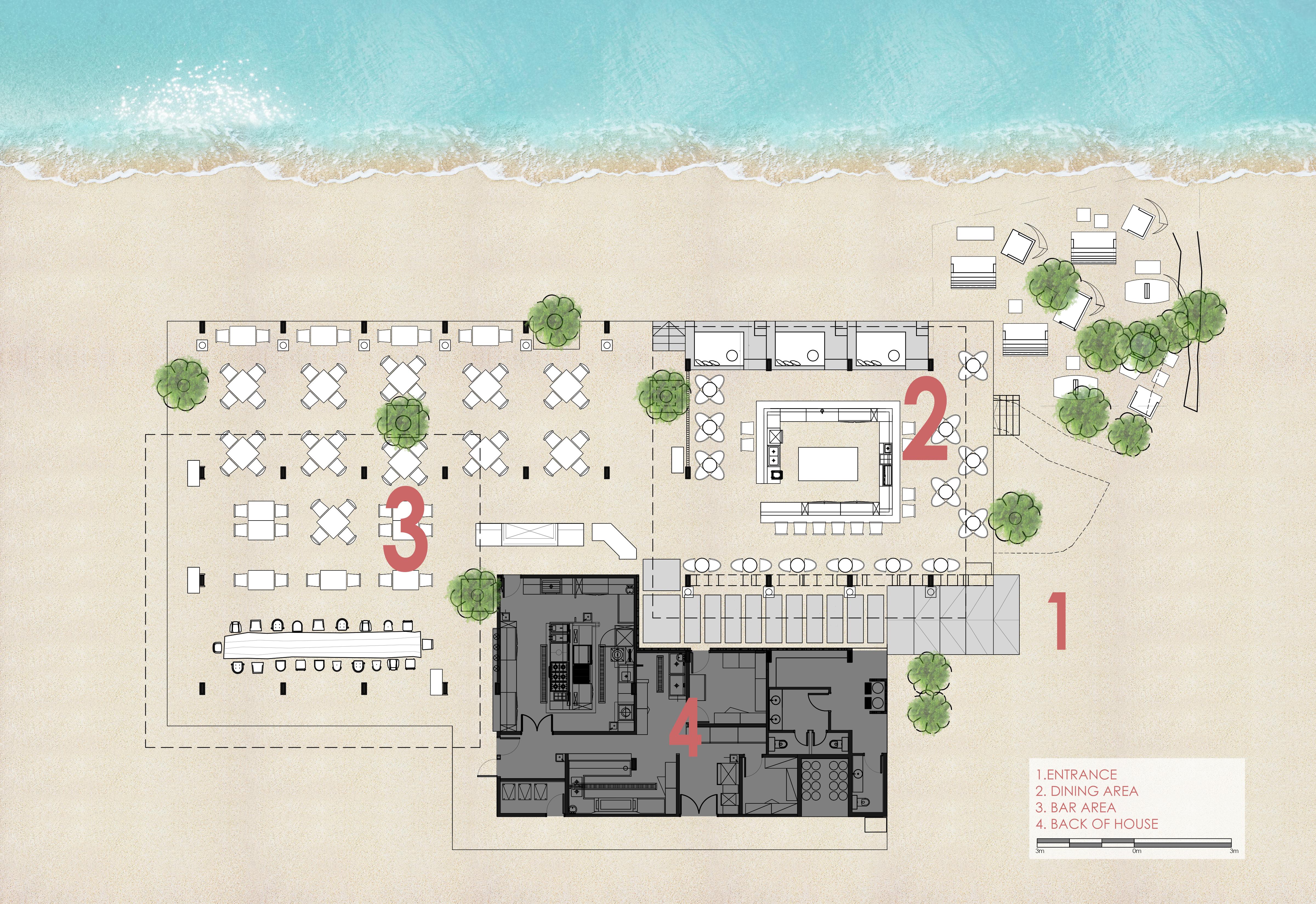 Jala Restaurant And Beach Bar Greycanopy